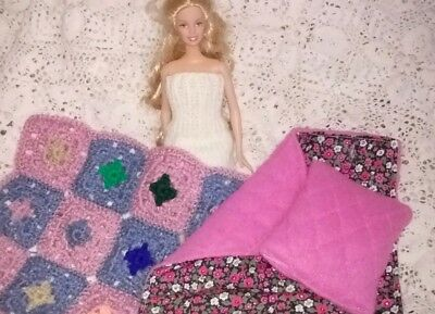 Bulk lot Barbie Doll CLOTHES & ACCESSORIES.Handmade.NEW. All different. 24 items