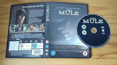 The Mule Clint Eastwood - DVD watched once