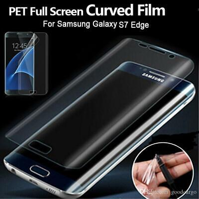 For Samsung Galaxy S7 Edge - 100% Genuine Film Screen Protector Cover