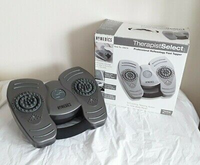 Homedics Reflexology Foot Tapper Massage Massager Boxed