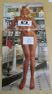 Playboy-CENTERFOLD only- December,1992 Barbara Moore + free combined shipping