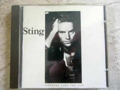 Sting - ... Nothing Like The Sun