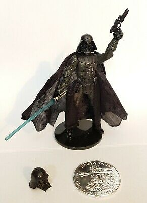 STAR WARS 30TH ANNIVERSARY COLLECTION #28 McQUARRIE CONCEPT DARTH VADER(LOOSE)