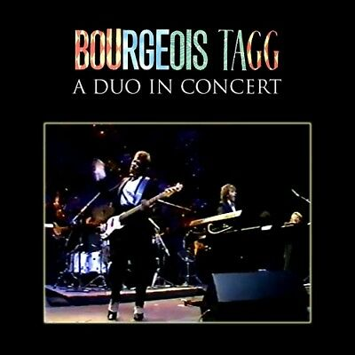 BOURGEOIS/TAGG @2-CD's LIVE '87 !! w.TODD RUNDGREN Bent,Larry,Eric WESTCOAST AOR