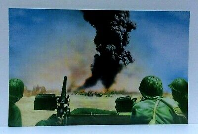 Marshall Islands Invasion WW II 1944 Joint Expeditionary Force Postcard