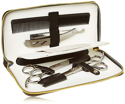 Surker 6.0 in. Professional Hairdressing Scissors set 62HRC Straight & Thinning
