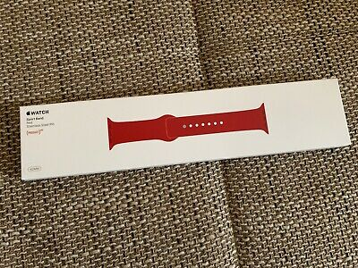 Original ROT Apple Watch Sport Band 42mm/44mm Product Red 2017 Armband MQXE2ZM/A