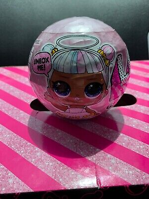 Sealed  LOL Surprise Dolls Glam Glitter 2018 Big Sister sized Ball Brand New!