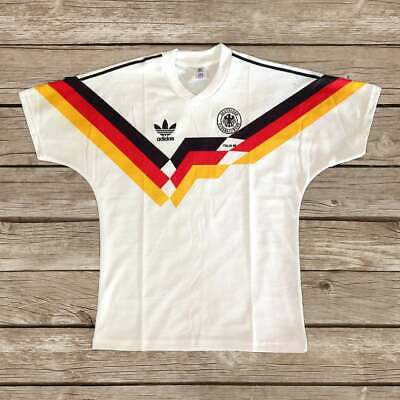 West Germany 1990 World Cup Football shirt Soccer Jersey Trikot  Vintage Jersey
