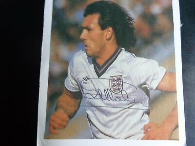 COVENTRY CITY AC MILAN ENGLAND player MARK  HATELEY   (B) signed POST FREE