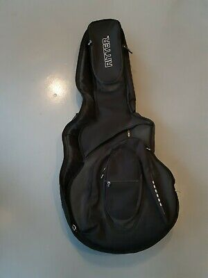 Ritter semi-acoustic guitar bag