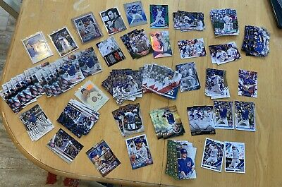 Kris Bryant Chicago Cubs Huge 150 Card Lot!! FREE SHIPPING Rookie Rc