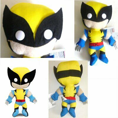 Funko Pop Marvel Disney Store Plush - WOLVERINE X Men NWT Retired 2011