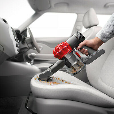 Dyson V6 Trigger Handheld Vacuum Car Boat RV Home Cabin Lake with Attachments