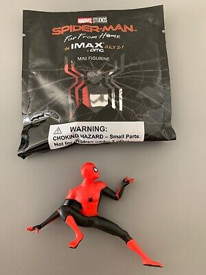 Spider-Man Far From Home Amc Imax Figurine Marvel Studio Sealed  Rare Figure
