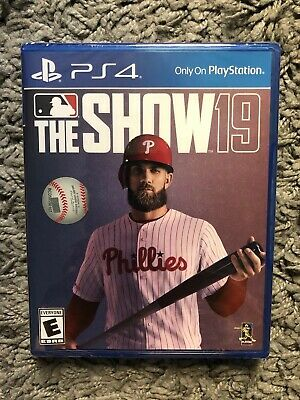 MLB The Show 19 - PlayStation 4 (PS4) - BRAND-NEW