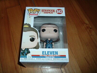 Funko Pop! Eleven #843~ New~ Mint~ Stranger Things Series~ New Season~