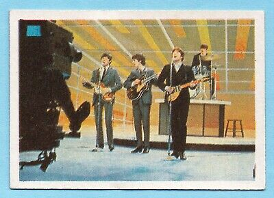 1964  A&BC  Music Swap Card:  THE  BEATLES  (Card  #3)