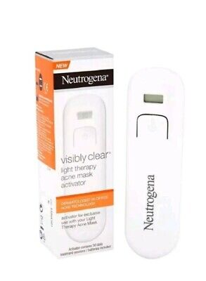 Neutrogena Visibly Clear Light Therapy Acne Mask Activator