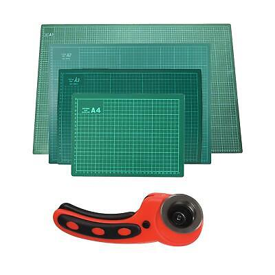 A1 A2 A3 A4 A5 Cutting Mat Self Healing & Rotary Cutter Knife Board Craft