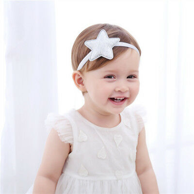 Children Toddler Newborn Infant Star Headband Headwear Hairband