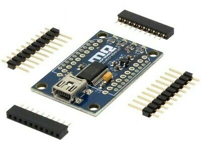 MR002-004.1 Konverter XBee-USB 5VDC Steckverbinder-Art USB B mini MICROBOT