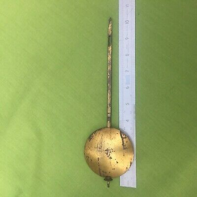 A English  Fusee  Clock Pendulum