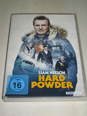 DVD Film - Hard Powder - u.a. mit Liam Neeson