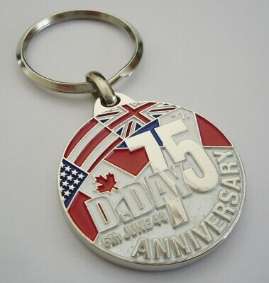 Metal 75Th Anniversary D-Day (Double Face)