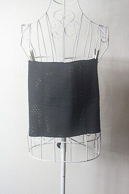 Size Large, Ladies Stylish Wide Black Corset, Great Condition, Perfect Bargain!
