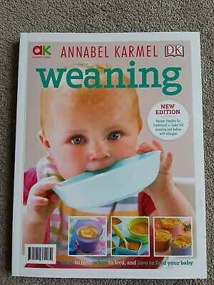 Brand New - Weaning by Annabel Karmel