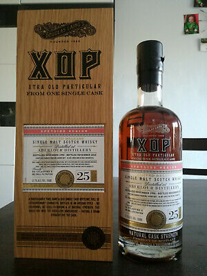 Aberlour Douglas Laing XOP 25yo rare whisky limited edition single cask