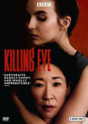 Killing Eve [DVD] Season 1 - Brand New & Sealed - UK Compatible - Same Day Post