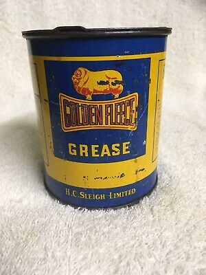 Golden Fleece 1lb CinemaScope grease Tin  Displays Very Well.