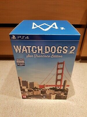 WATCH_DOGS 2: SAN Francisco Edition (Xbox One) VideoGames