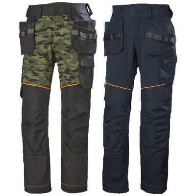 Helly Hansen Mens Chelsea Evolution Durable Work Trousers