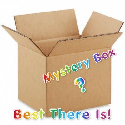 OUTSTANDING Mystery box! New electronics, clothing, consoles, games, dvds!