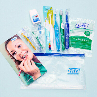 TePe Orthodontic Care Kit