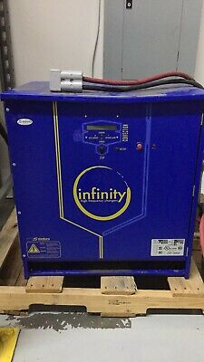 Stanbury PEI 18/10 36 Volt Forklift Battery Charger (FOR2103) 480 V Input Only