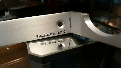 Bang & Olufsen Beosystem 10 Wall Bracket EXTREMELY RARE - DESIRABLE & FUNCTIONAL