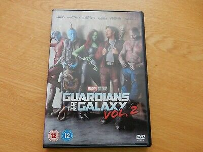 Marvel Guardians of the Galaxy Vol. 2 DVD 2017