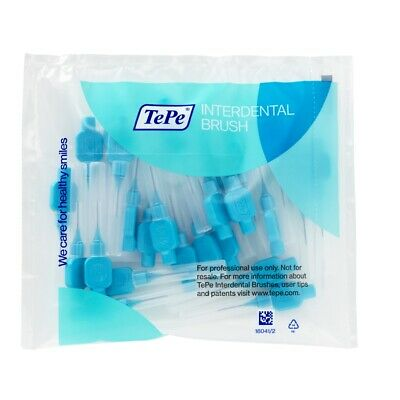 TePe Interdental Brush blue 0.6mm Bulk Pack 25pcs