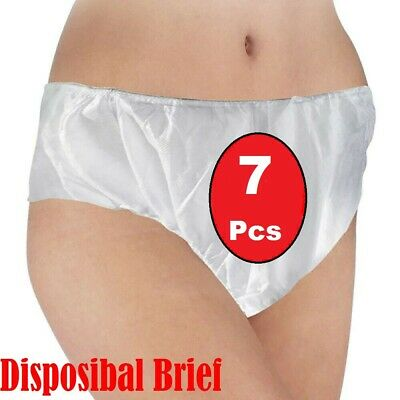 Maternity Disposable Briefs Underwear Pregnancy Hospital Universal Size – 7 Pack