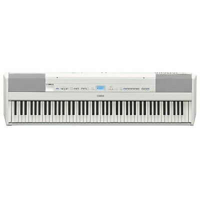 Yamaha P-515 Portable Digital Piano in White with 88 fully Weighted Keys - Used