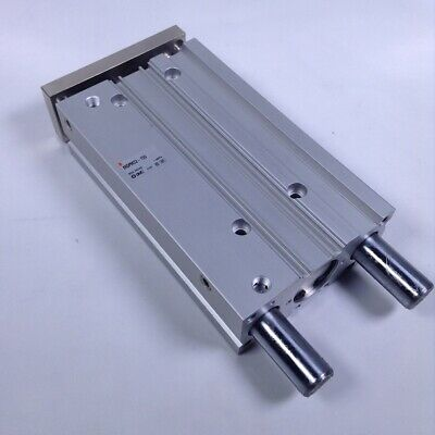 SMC MGPM32-150 Compact Guide Cylinder 32mm Bore 150mm Stroke NFP
