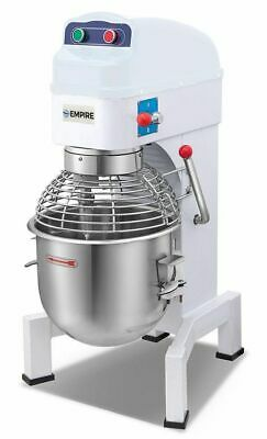 Commercial Planetary Dough Mixer 10 Litre Kneader Cake Bakery Equipment w/ Tools