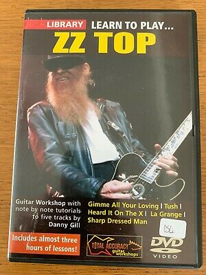 Lick Library - ZZ Top (Learn to play series)