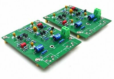 rev 1.7 Full balance Hife fever Pre-amplifier finished Board 2pcs Pass ALEPH-P