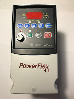 ALLEN BRADLEY POWERFLEX 525 Inverter 25B-D6P0N114 New in Box 2 2 kW