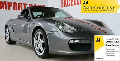 Porsche Boxster 2.7 2006 987 Stunning car at a bargain price!!